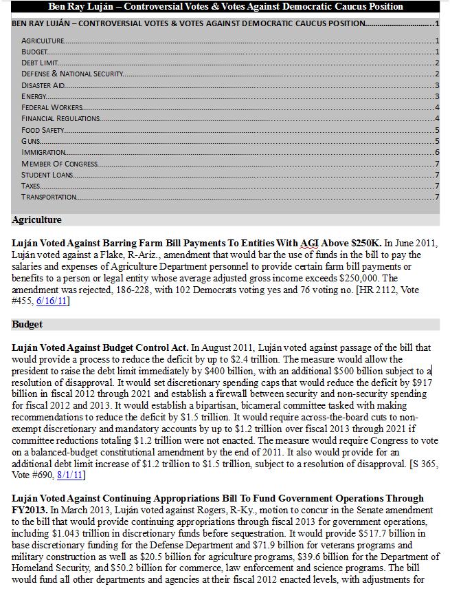 032615-brl-controversial-votes-votes-against-dems